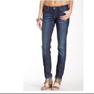 New Lucky Brand Ol Fern Lola Low Rise Skinny Jeans